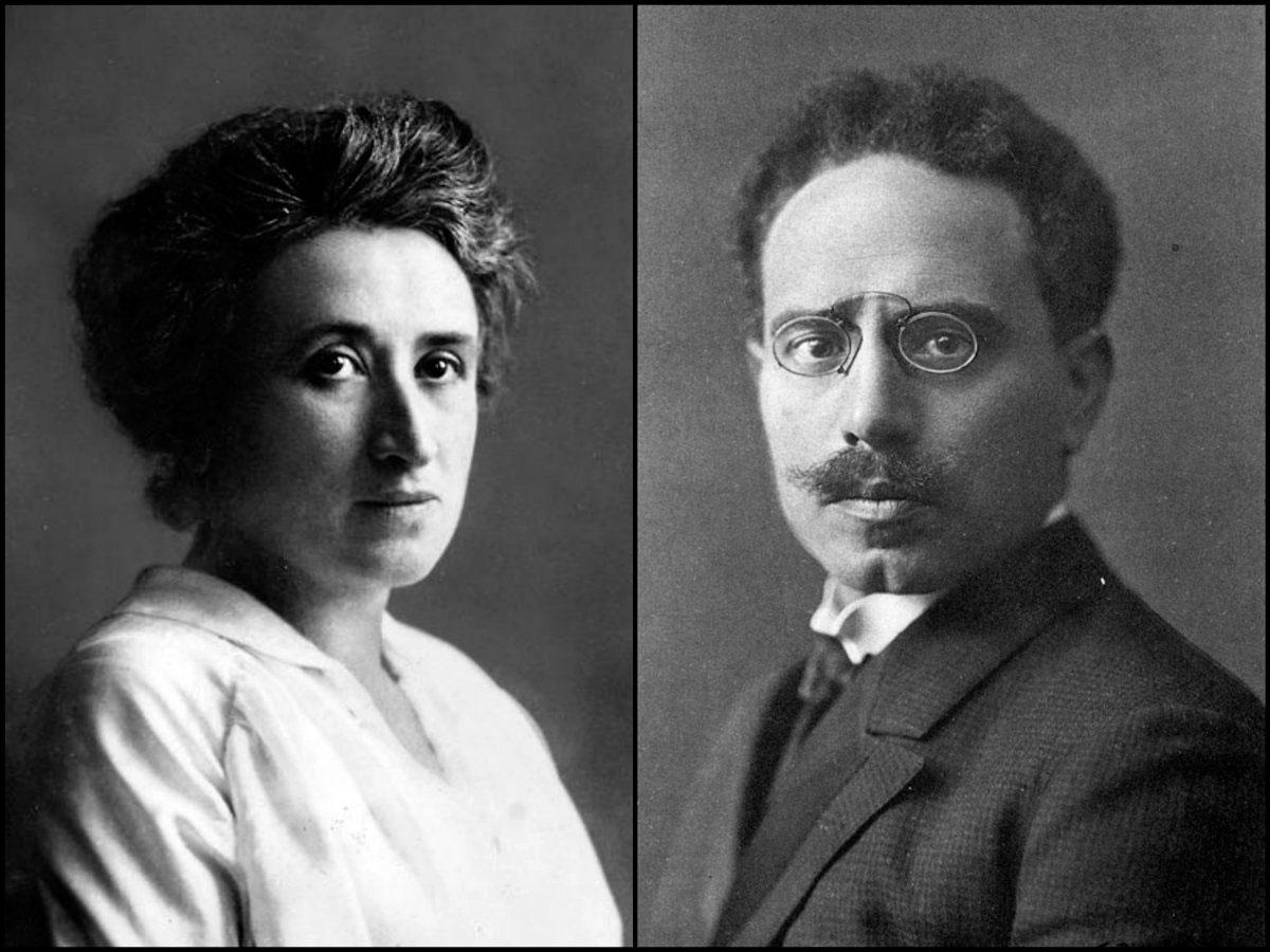 Rosa Luxemburgo y Karl Liebknecht ¡presente! – PCR